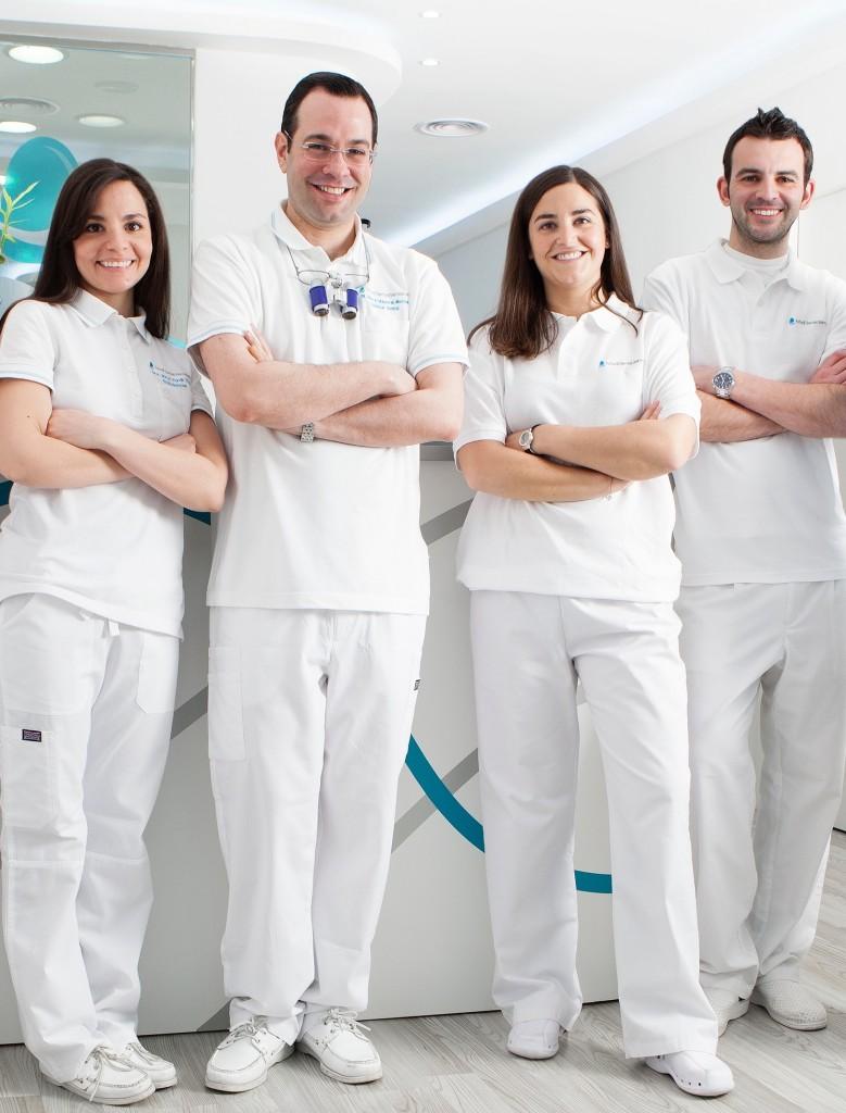 Equipo Estudi Dental Barcelona I